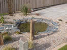 Pool landscaping - Outdoor water features
